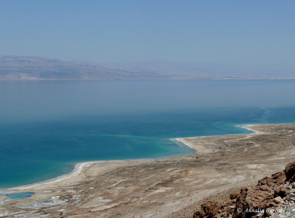 Israel - Dead Sea depression - 375 m deep